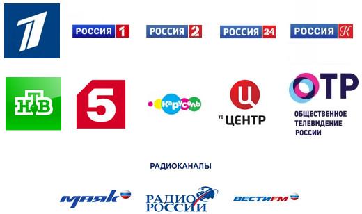 Обязательные каналы 2011 года