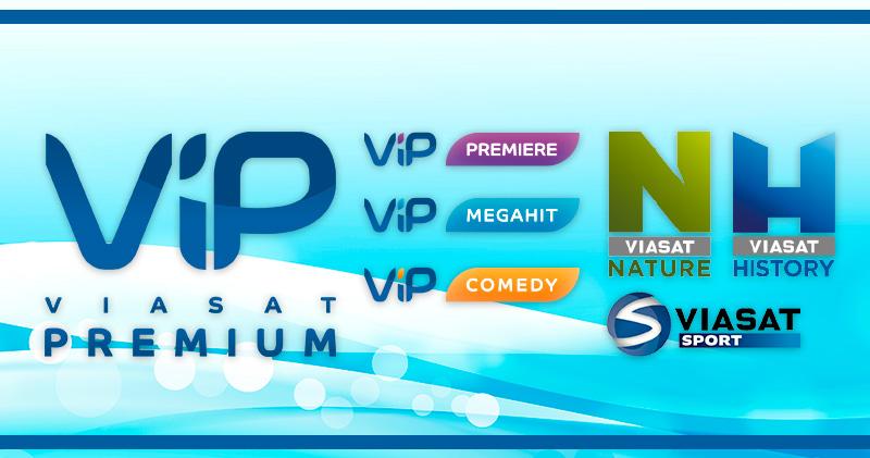 50% за подписку на пакет ViP Premium