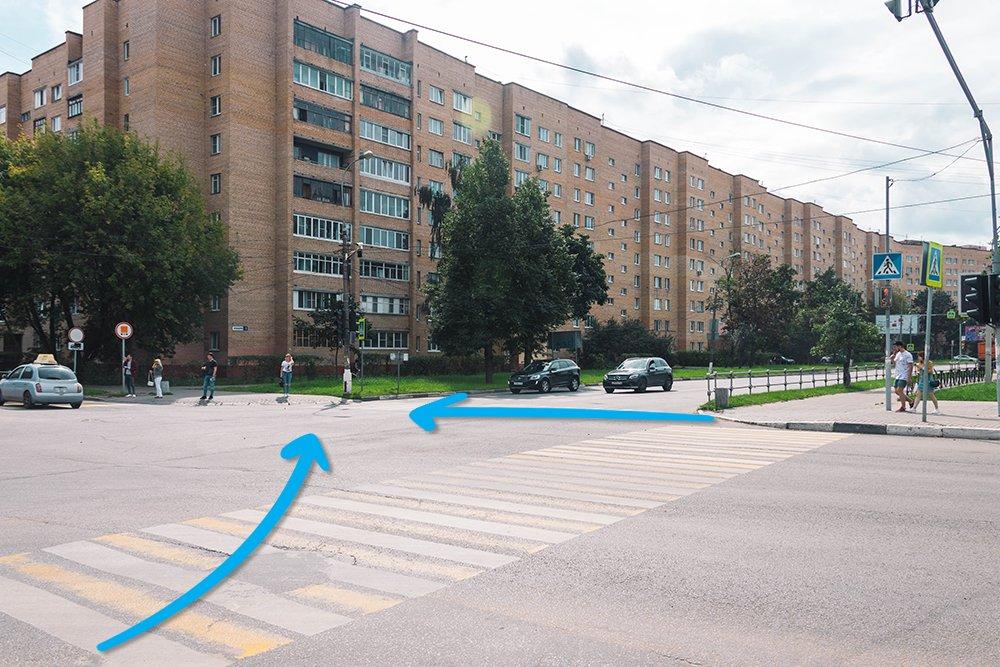 Схема проезда в Ивантеевские кабельные сети